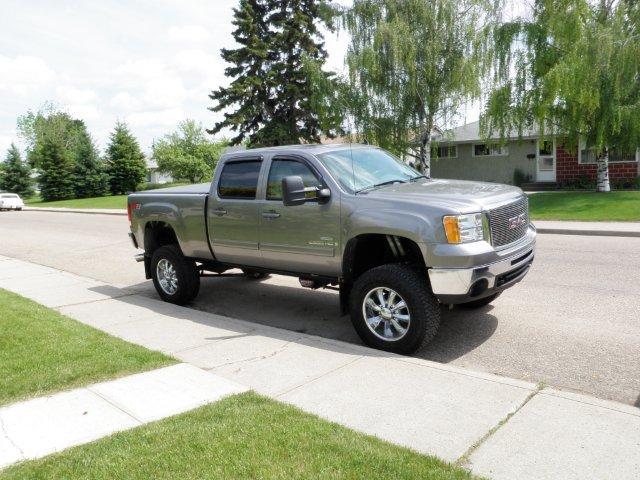 Kijiji Edmonton Used Cars For Sale By Owner: 2008 GMC Sierra 2500 4x4
